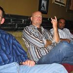 Doug, Rico, and Nehru at the Lift