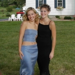 Bre'anna and Amanda