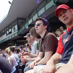 Pioneer day at the icubs game