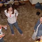 Kari, Amy, and Stacy