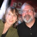 Jeff and Teresa @ Bistro Montage