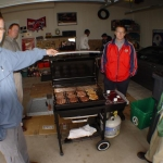 Daryl Stall - Kraus Burgers - Chad's last day